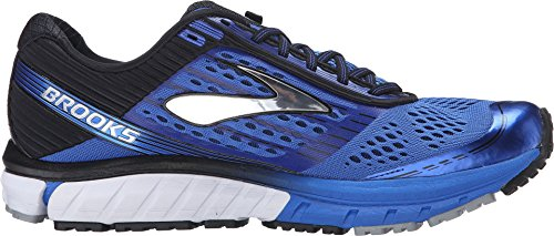 Brooks Men's Ghost 9 Electric Brooks Blue/Black/Silver 9 D US