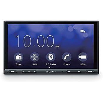 amazon com sony xav ax5000 6 95 u0026quot  carplay  android auto apc wiring diagram
