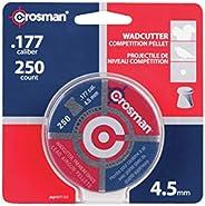 Crosman 250-count Competition .177 Cal Wadcutter Pellets