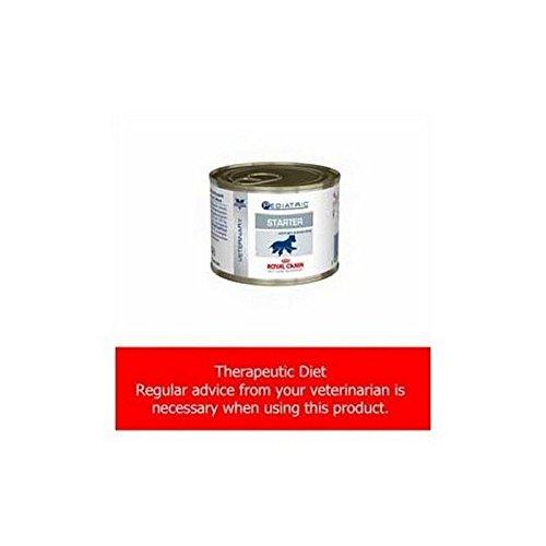 ROYAL CANIN Vet Care Nutrition Pediatric Starter Mousse 12 x 195g (2.34kg) (Pack of 4)