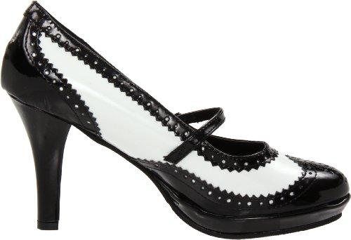 tacco donna bianco col Multicolore nero Scarpe Shoes 31 Ellie zwt7qq