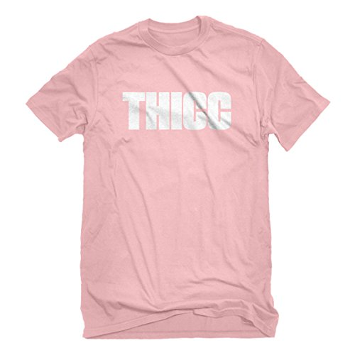 Indica Plateau Mens Thicc XX-Large Light Pink T-Shirt -