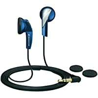 Sennheiser MX 365 Portable Ultralight Earphones with...