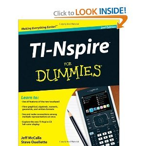 TI Nspire ForDummies 2nd Second edition byOuellette