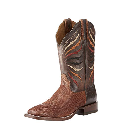 Ariat Men's Switchblade Western Boot, Sable/Gunfire Gray, 13 D US