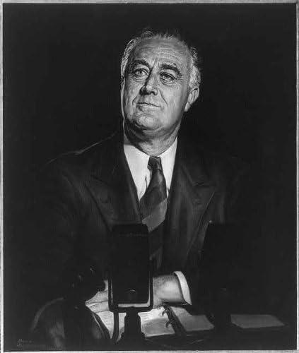 Infinite Photographs Photo: Franklin Delano Roosevelt,FDR,1882-1945,President US