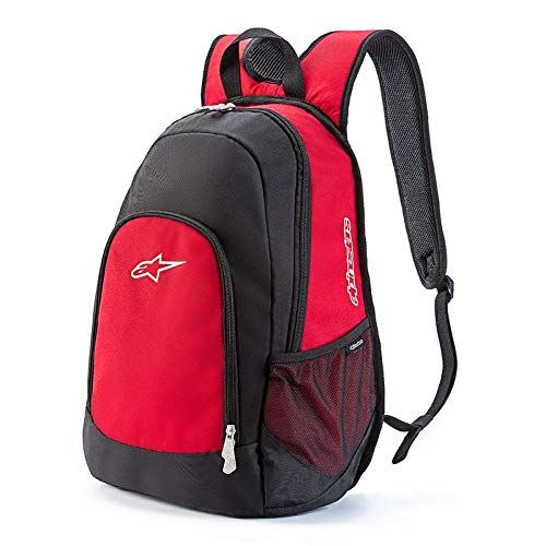Alpinestars Backpack - Alpinestars Red Defender - 22 Litre Backpack (Default, Red)