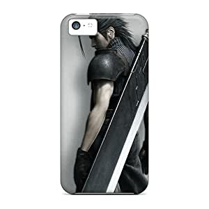 For Iphone 5c Protector Cases Final Fantasy Soldier Phone Covers