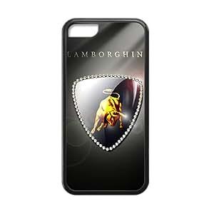 Lamborghini sign fashion cell phone case for iPhone 5C