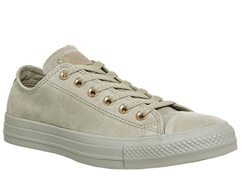 CONVERSE ledersneaker CT AS OX 157569c Grigio