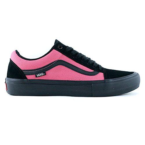 Old Noir Sneakers Aymmetry Pro rose Vans bleu Skool qU655