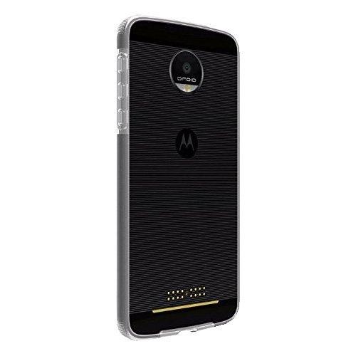 Verizon OEM Protective Bumper Back Cover Case for Motorola M