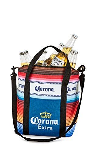 Corona Freeze Cooler Beach Bag Tote, Multi One Size