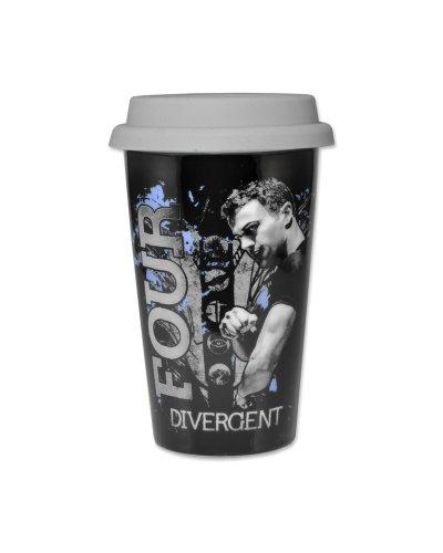 Divergent Movie ''Four Tattoo'' Travel Mug by Divergent Movie