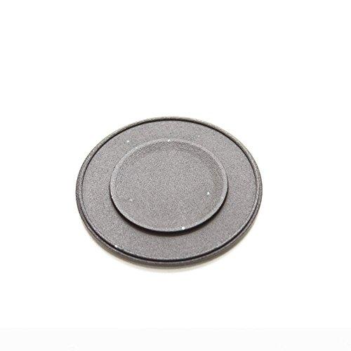 Frigidaire 316261704 CAP,5K BURNER,BLACK (Range Cap Burner Black)