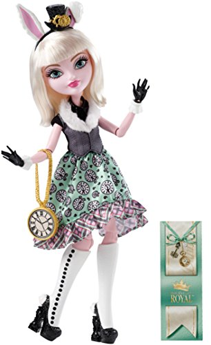 Ever After High Bunny Blanc Doll (Apple White Ever After High Doll)