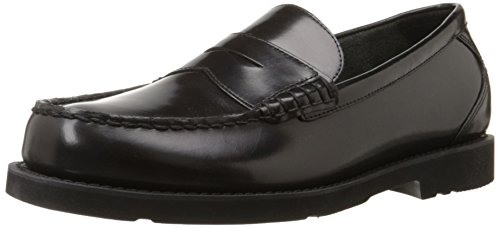 Rockport Men's Shakespeare Circle Penny Loafer - stylishcombatboots.com