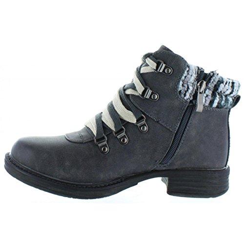 Stiefel für Damen MTNG 52831 LUNA GRIS