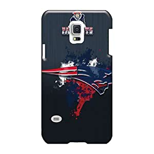 Scratch Protection Hard Phone Covers For Samsung Galaxy S5 Mini With Support Your Personal Customized Lifelike New England Patriots Pictures Icase88