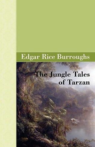 book cover of Jungle Tales Of Tarzan