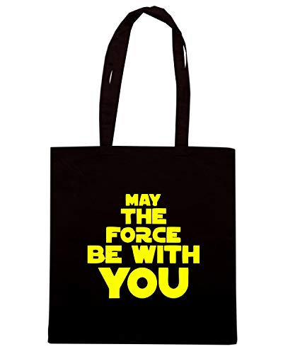 WITH YOU Speed Shopper BE THE Shirt WARS 25MM PIN JEDI LUCAS MAY GEORGE Nera Borsa BADGE FORCE BUTTON STAR TR0093 AvzwAq