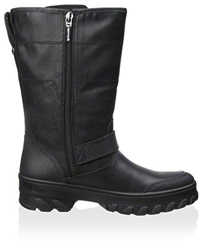 Geox Geox Womens Tall Black ABX Yeti Boot Womens B 45PnqwPd