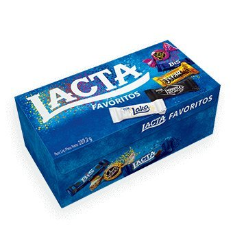 Lacta Favorites Assorted Bonbons | Caixa de Bombons Variados Favoritos 289g
