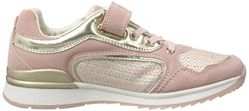 Geox J MAISIE GIRL F, Mädchen Sneakers, Pink (ROSEC8011), 30 EU