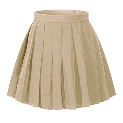 Girl`s Pleated A-line Skirt Fancy up Dress - Fancy Skirts Dress