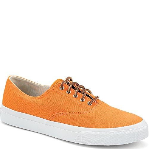 Sperry CVO Canvas Orange Bootsschuhe Segelschuhe Sneaker Herren