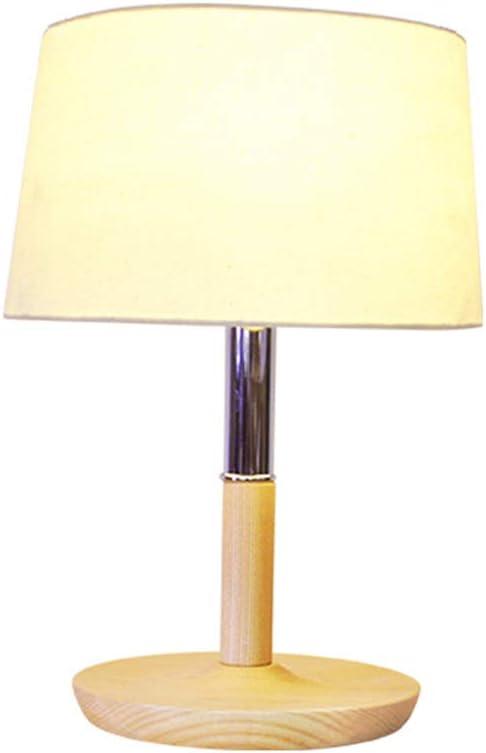 LXQIY Lámpara de Mesa nórdica Simple Decoración Lámpara de ...