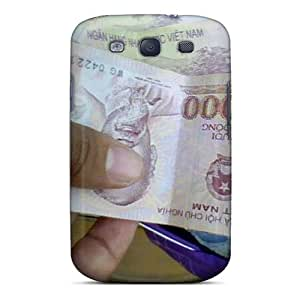 Forever Collectibles Vietnam Money Hard Snap-on Galaxy S3 Case
