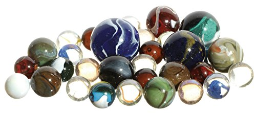 ANGLO DUTCH IMPORT COMPANY BV 1 kg Marbles in a Net, used for sale  Delivered anywhere in Canada