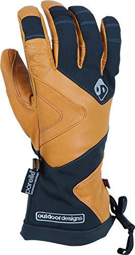 OUTDOOR DESIGNS Denali Glove Natural White - Outlet In Stores Woodbury