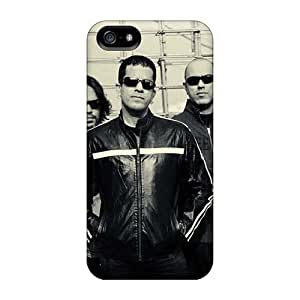 Great Hard Phone Cases For Iphone 5/5s With Custom HD Three Days Grace Pictures IanJoeyPatricia