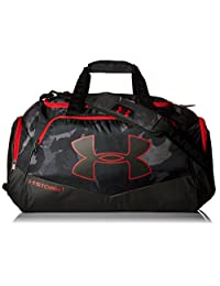 Under Armour Storm Undeniable II MD Duffle, Black (007), One Size