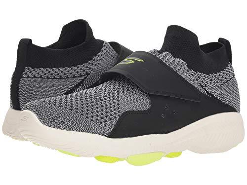 [SKECHERS(スケッチャーズ)] メンズスニーカー?ランニングシューズ?靴 Go Walk Revolution Ultra Revolve Black/Lime 10.5 (28.5cm) D - Medium
