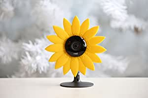 Hide-Your-Cam Nest Cam Security Camera Camouflage Sun Flower Cover Skin Case Disguise Protection Decoration Also Fits on Yi Home Cam