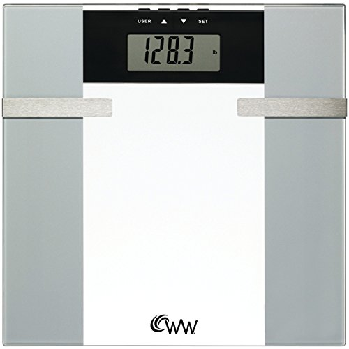 Weight Watchers by Conair Digital Glass Body Analysis Scale