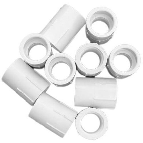 Genova Products 30305CP 1/2-Inch Female Iron Pipe Thread PVC Pipe Adapter Slip by Female Iron Pipe Thread - 10 Pack - Male Iron Pipe Thread