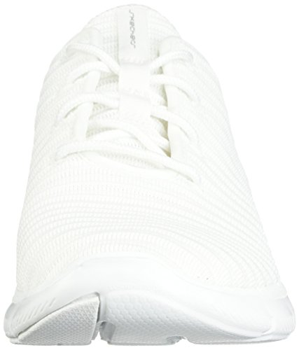 Skechers Flex 2 Estates 0 Appeal Sneakers White Women's 4Prq5wx4