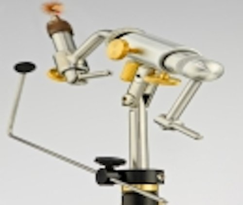 Dyna-King Ultimate Indexer Clamp Tying Vise - Fly Tying