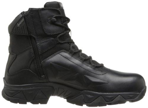 Bates 6 Black Tactical Nitro Delta Women's Zip Duty Boot qtSrwqT