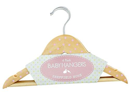 Hardwood Coat Hanger - 9