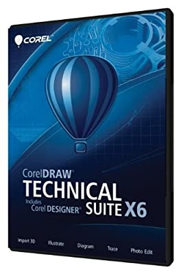 CorelDRAW Technical Suite X6 Education Edition