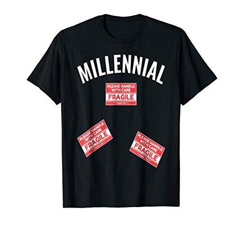 Halloween Millenial Costume Shirt -