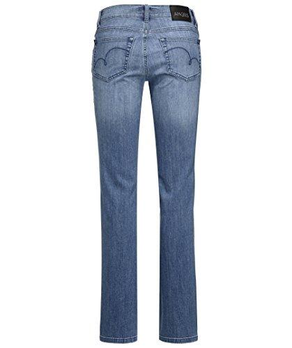 Stoned Blue Dolly Mujer Pantalones De 360 wIOBpq