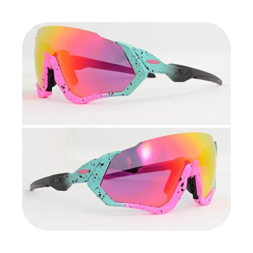 Sparks Fly Shop-bmx-bike-goggles (3 Lens) Cycling Sunglasses,09,Blue Photochromic (Bike 09 Bmx)