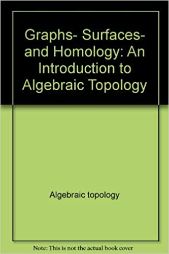 Téléchargez des ebooks pour ipod nano Graphs, surfaces, and homology: An introduction to algebraic topology (Chapman and Hall mathematics series) by P. J Giblin 0470989947 in French MOBI