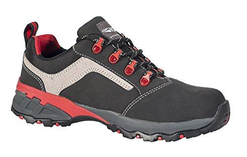 W.K. Tex. Zapato de seguridad Raven S3, 1pieza, Negro, 811079043